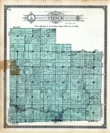 Vernon Township, Van Buren County 1918